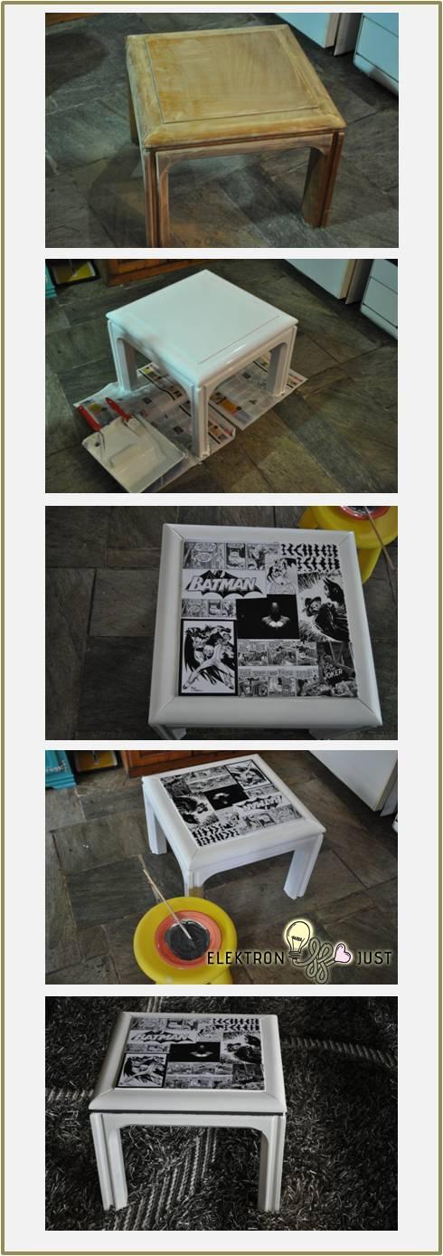 batman table copy