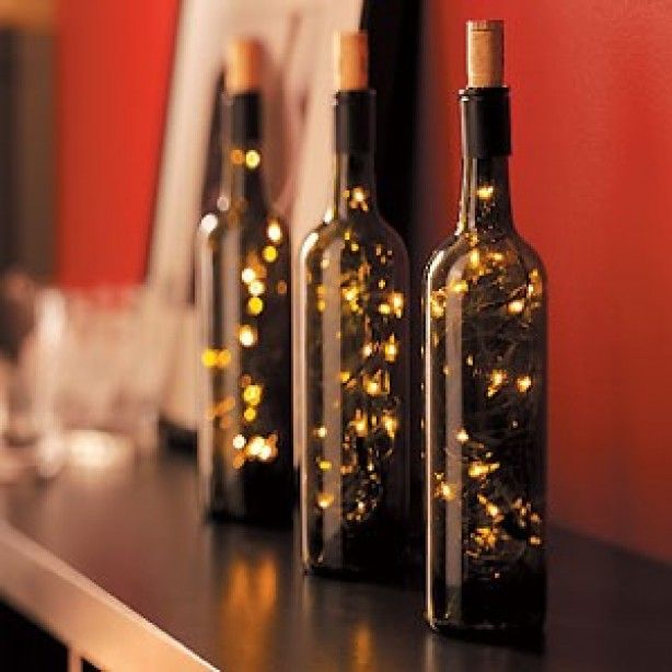 bottle - lights