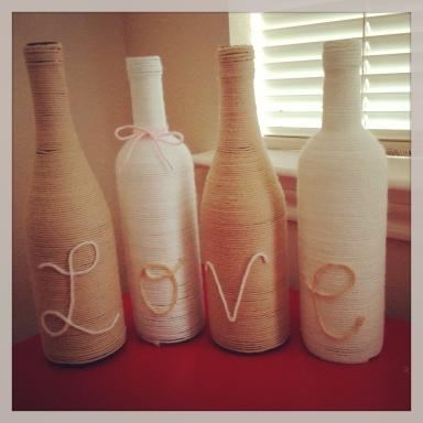 bottle - yarn